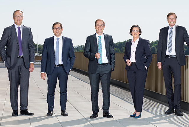 Infineon Vorstand