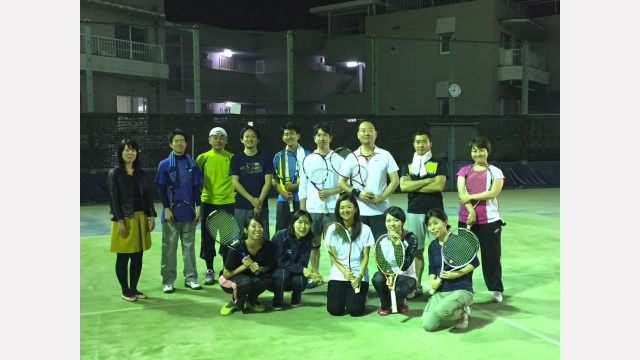 One of the reasons to work for Infineon in Japan. Our employee club offers Tennis, Yoga, Futsal and a German Club.