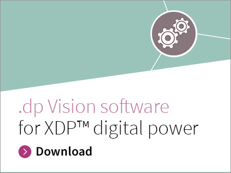 Banner XDP™ digital power .dpVision software