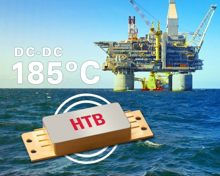 HTB28 series provides high reliability through a conservative and rigorous design approach and using hermetic hybrid packaging technology that also enables a highly compact package 1 inch wide, 3.82 inch long (including the flange) and 0.41 inch high.
