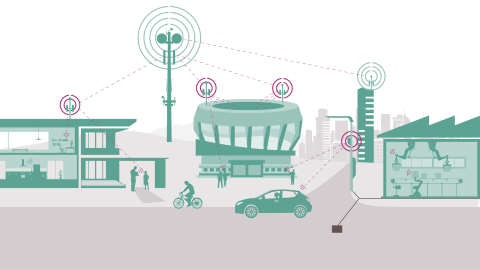 5G – The high-speed mobile network of the future ...