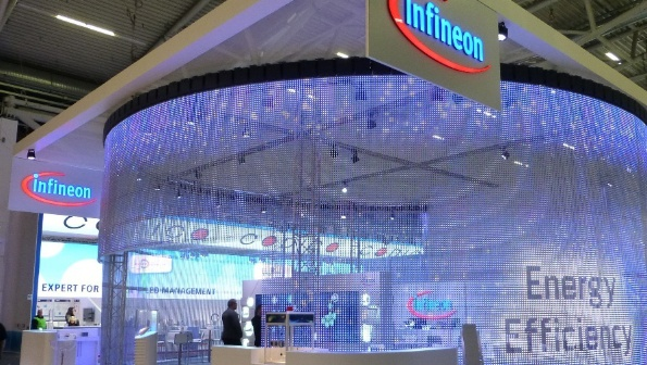About Infineon Tradeshows