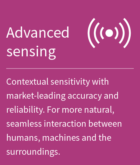 advanced sensing offer