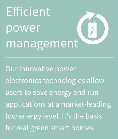 banner, efficient power management