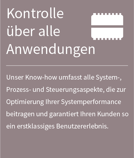 Smart Home: Kontrollzentrum