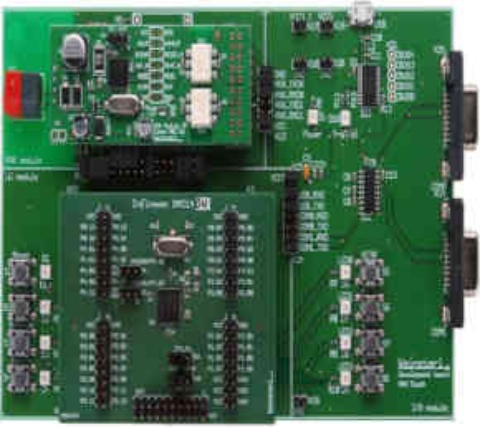 Evaluation Board Avnet KNX Stack