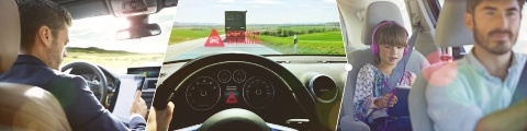Automotive: Chassis, safety and ADAS