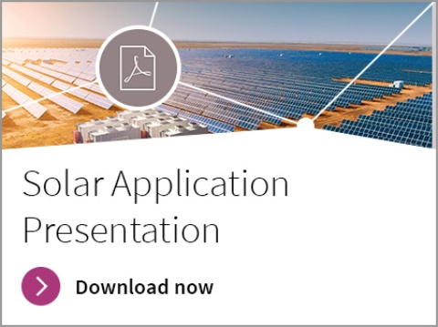 solar energy application presentation