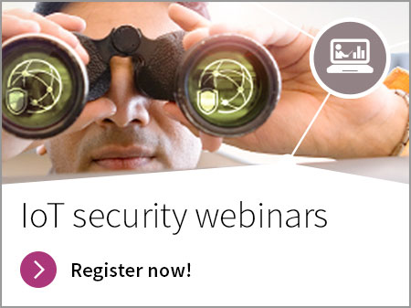 IoT Security webinars