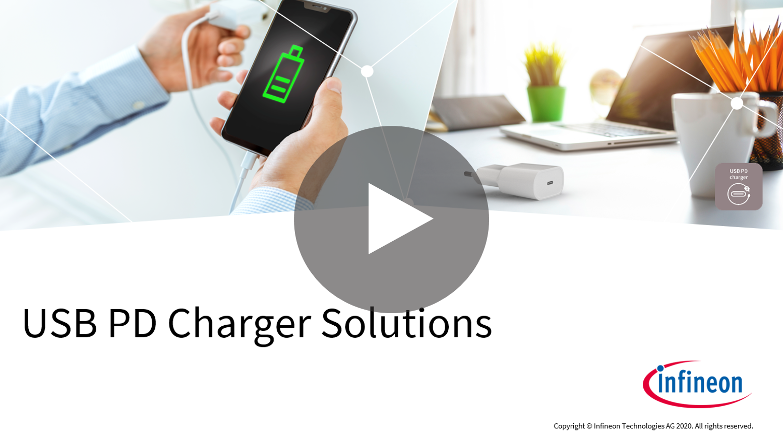 infineon eLearning USB-PD Charger solutions