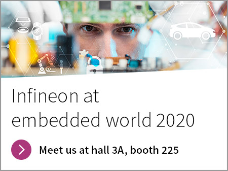 Embedded World Banner 2020