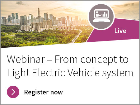 webinar, light electric vehicles,