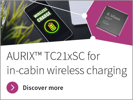 in-cabin wireless charging