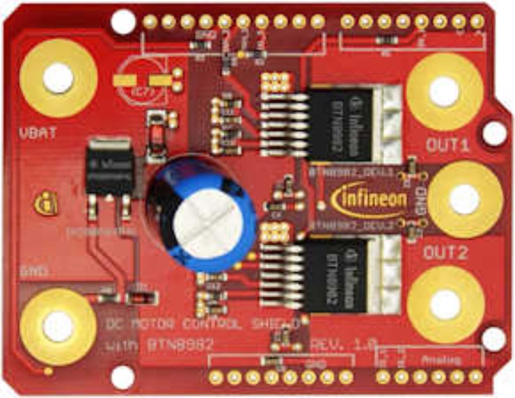 Brushless DC motor (BLDC) - Infineon Technologies