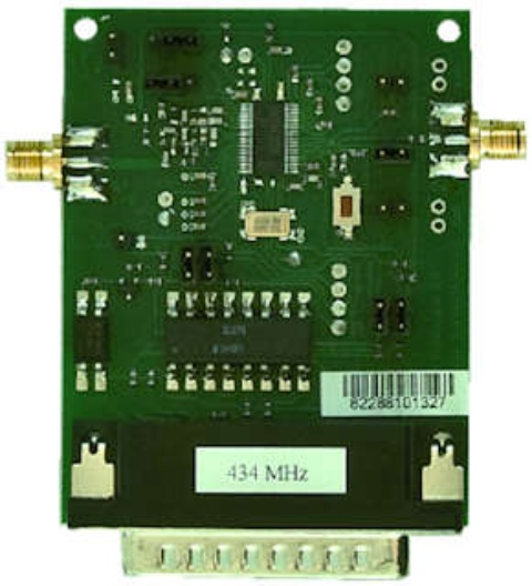 Evaluation Board: TDA5250-TDA5250_868 KIT