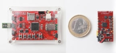Infineon Evaluation board EVALSHNBV01 Sensor Hub Nano