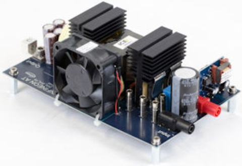 Power Supplies Applications: DC EV charging