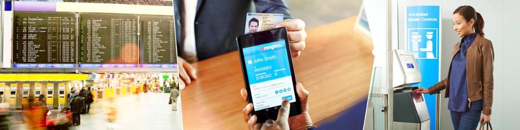 智能卡和安全: 政府身份证明