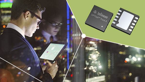 Semiconductors for smart card and security applications