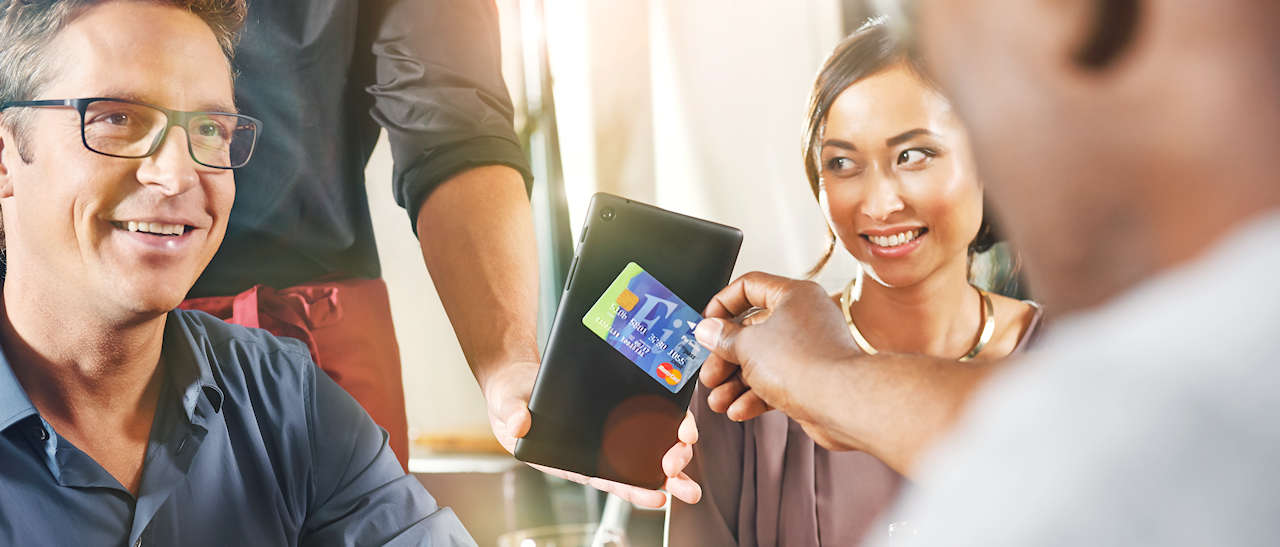 Smart card and security: Payment