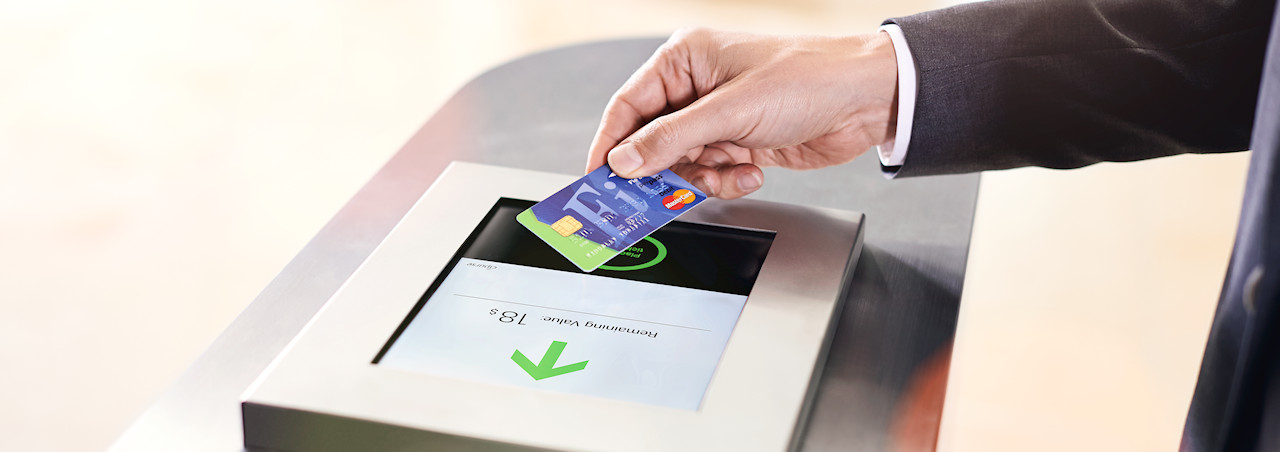 Smart card and security Transport ticketing: CIPURSE™ open standard