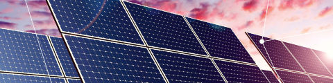 Semiconductors for solar energy systems