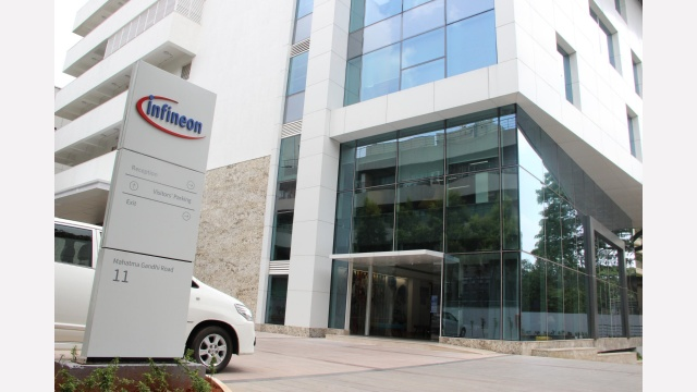 Infineon R&D, Sales & Marketing centre is situated in the heart of the Bangalore city, MG Road