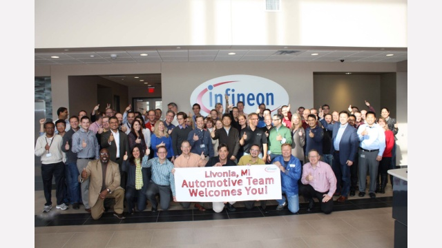 Livonia team supports our automotive customers