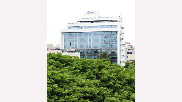 Our R&D centre in Bangalore is 11 storey building with an open terrace cafeteria