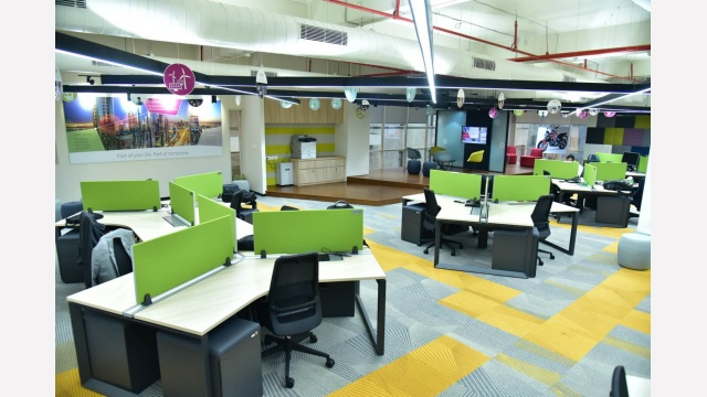 We inaugurated our Delhi NCR office space in January 2019 based on open & agile concept