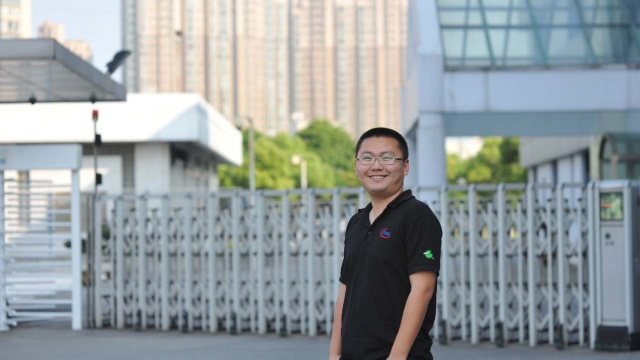 """I really appreciate the STEPS program to which I am highly committed, since I can get constructive feedback on my work, great recognition for my achievements and a continuous development plan for my career."" Du Weifeng, Process Engineer, Wuxi"