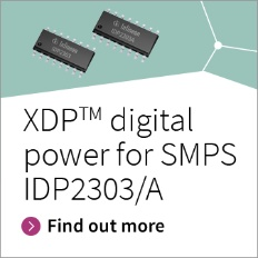 XDP™ digital power for SMPS IDP2303A and IDP2308