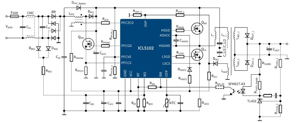 ICL5102 - Infineon Technologies