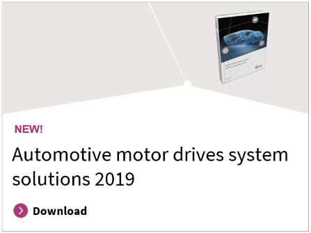 Automotive motor drives system solutions
