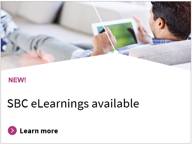 SBC eLearnings available