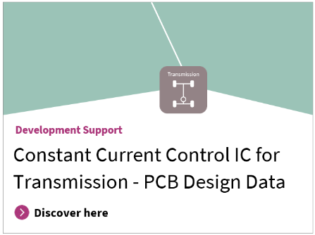 Constant Current Control IC for Transmission PCB Design