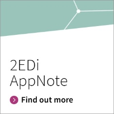 Infineon banner Application note 2EDi EiceDRIVER™