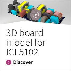 Infineon 3D board model for ICL5102