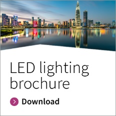 Ínfineon's LED lighting brochure