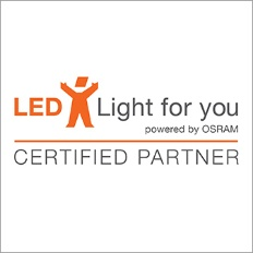 Infineon button photo LED Light for you Osram