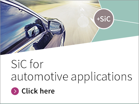 Silicon Carbide products for automotive applications.