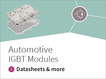 Automotive IGBT modues