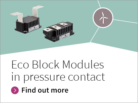 In order to serve the demand for cost improvement for larger modules Infineon Technologies Bipolar has completely redesigned their 60 mm modules in pressure contact (PC) technology.