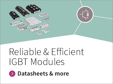 Reliable and Efficient IGBT modules
