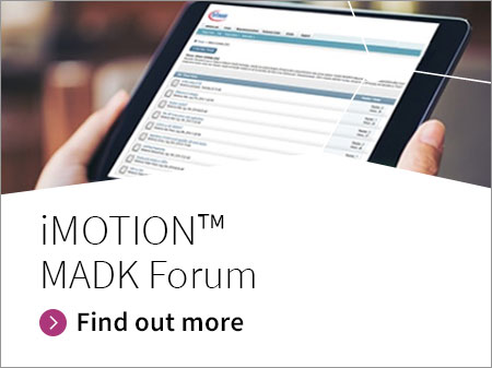 iMOTION MADK Forum Banner
