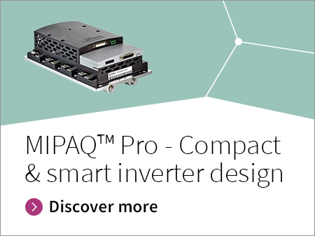 MIPAQ™ Pro - compact and smart inverter design