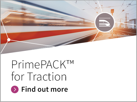 PrimePack banner for traction