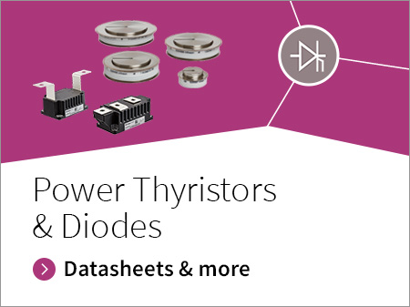 Power Thyristors and Diodes