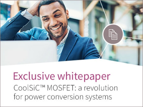 Whitepaper CoolSiC™ MOSFET: a revolution for power conversion systems