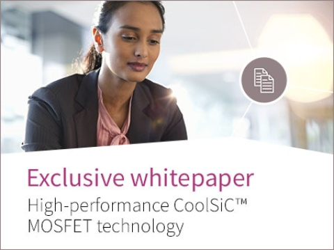 Whitepaper - High-performance CoolSiC™ MOSFET technology with silicon-like reliability